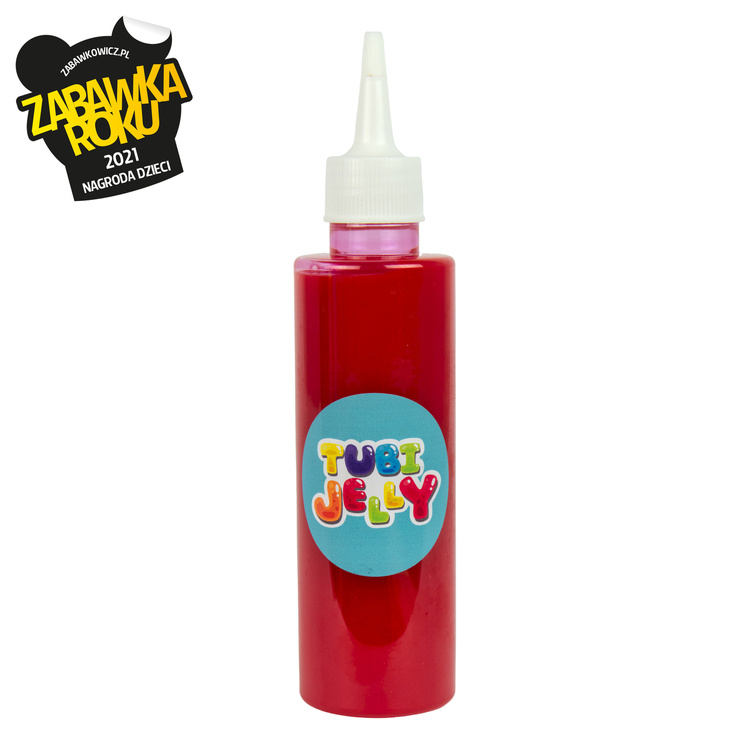 Gel Liquid Tubi Jelly 150 ml - RED